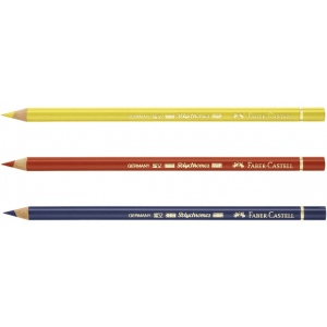 Faber-Castell Polychromos Artist Color Pencil: Dark Chrome Yellow