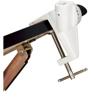 Alvin® Adjustable Clamp White; Color: White/Ivory; Type: Clamp; (model ALCLAMP-D), price per each