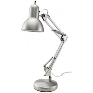 "Alvin® Architect Desk Lamp: Metallic, Under 10"", Desk, 26-75w, (model FD206ST), price per each"
