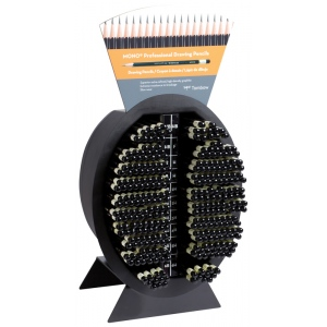 Tombow® Mono® Professional Drawing Pencil Display Assortment; Type: Mechanical; (model 51000D), price per each