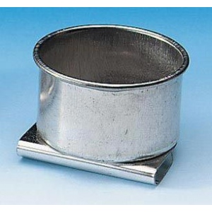 "Heritage Arts™ Aluminum Palette Cup Single; Material: Metal; Size: 1 1/2""; Type: Cup; (model TX30), price per each"