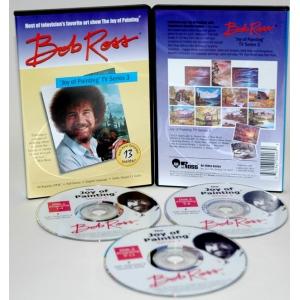 "Bob Ross 10 DVD Set-9: 1 Hr Workshops Plus Dvd ""R001"" Getting Started"