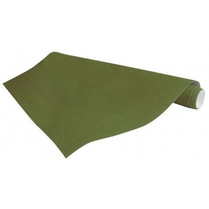 "Woodland Scenics® ReadyGrass™ 50"" x 100"" Vinyl Grass Mat Roll Forest: Green, Roll, Vinyl, 50"" x 100"", Grass Mat, (model WSRG5123), price per each"