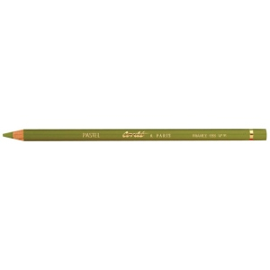 Conte™ Conte Pastel Pencil Olive Green; Color: Green; Format: Pencil; (model C2116), price per each