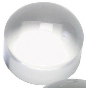 "Ultraoptix® UltraDome® 4x 2"" Self Focus Magnifier: 4x, 2"", Dome, (model ULDM), price per each"