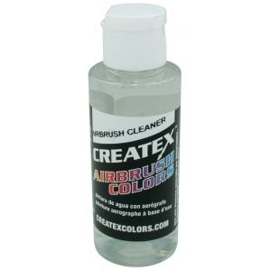 Createx™ Airbrush Cleaner 2oz; Format: Bottle; Size: 2 oz; Type: Airbrush; (model 5618-02), price per each
