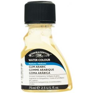 Winsor & Newton™ Gum Arabic; Size: 75 ml; Type: Watercolor; (model 3221763), price per each