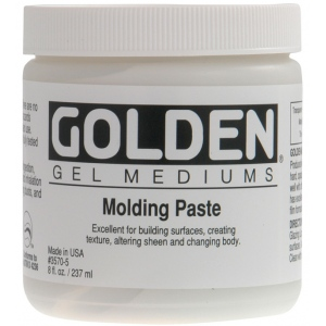 Golden Traditional Molding Paste: 16 oz. (473ml)
