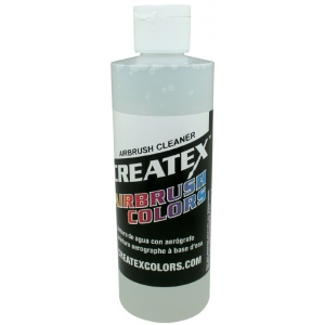 Createx™ Airbrush Cleaner 8oz; Format: Bottle; Size: 8 oz; Type: Airbrush; (model 5618-08), price per each