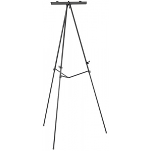 Heritage Arts™ da Gama Extra Tall Aluminum Display Easel: Aluminum, Display, (model ATA-4), price per each