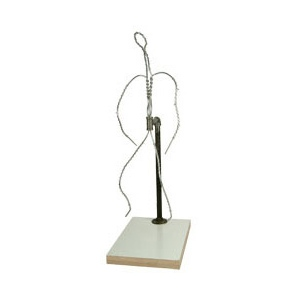 Sculpture House Figure Armature: 15""