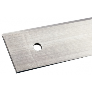 """Alvin® 1109 Series 24"""" Tempered Stainless Steel Cutting Straightedge; Color: Metallic; Material: Steel; Size: 24""""; Type: Straightedge; (model 1109-24), price per each"""