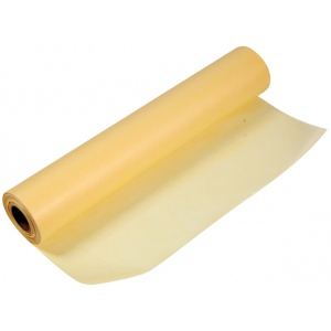 "Alvin Lightweight Tracing Paper Roll: 14"" x 50 Yard, 7 lb. Yellow"