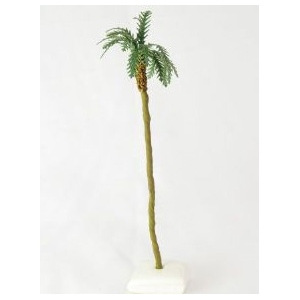 "Wee Scapes™  Architectural Model Palm Trees 3-Pack; Color: Green; Material: Wire; Quantity: 3-Pack; Size: 4"" - 5""; Type: Tree; (model WS00329), price per 3-Pack"