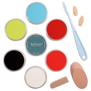 PanPastel® ; Color: Multi; Format: Pan; Type: Ultra Soft; (model PP30075), price per set