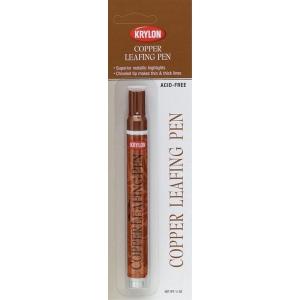 Krylon® Leafing Copper Paint Pen; Color: Metallic; Ink Type: Paint; Tip Type: Chisel Nib; (model K9903), price per each