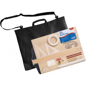 Alvin® PT800 Drawing Outfits: Drawing and Geometry Set, (model PT800), price per each