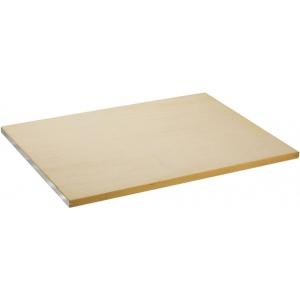 "Alvin® LB Series Drawing Board / Tabletop 16"" x 21""; Top Color: Brown; Top Material: Wood; Top Size: 16"" x 21""; (model LB112), price per each"