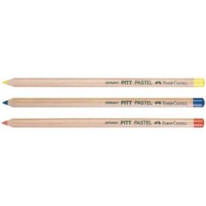 Faber-Castell PITT Pastel Pencil: Dark Naples Yellow