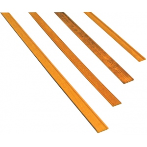 "Midwest Mahogany Door/Window Casing 6-Pack; Format: Strip; Length: 24""; Quantity: 6 Strips; Type: Mahogany; (model MW3162), price per 6 Strips"