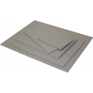 "Speedball® Red Baron 5"" x 7"" Gray Linoleum Block Unmounted; Color: Black/Gray; Material: Linoleum; Mounted: No; Size: 5"" x 7""; Thickness: 1/8""; Type: Block; (model 4366), price per each"