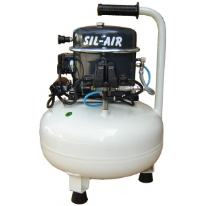 Silentaire Sil-Air 50-15 Silent Running Airbrush Compressor
