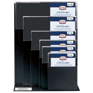 Prestige™ Art Envelope Display; Size: Multi; (model AE700D), price per each