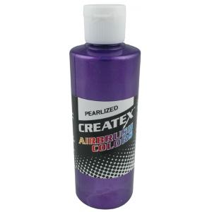 Createx™ Airbrush Paint 2oz Pearlescent Purple; Color: Purple; Format: Bottle; Size: 2 oz; Type: Airbrush; (model 5301-02), price per each