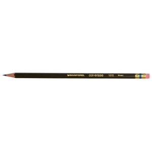 Col-Erase® Erasable Color Pencil Brown; Color: Brown; (model SN20043), price per dozen (12-pack)