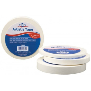 """Alvin® Artist's Tape 3/4"""" x 10yds: Artist, 3/4"""", (model 2500), price per each"""
