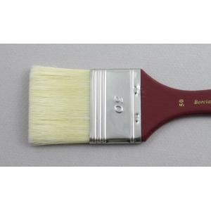 Hog Bristle Series 200: Wide Flat Size 50 Brush