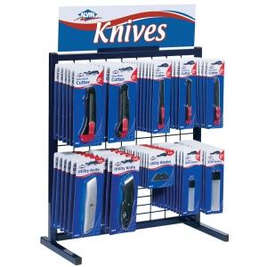 Alvin® Knife Assortment Display 1; Type: Knife; (model KN100D), price per each