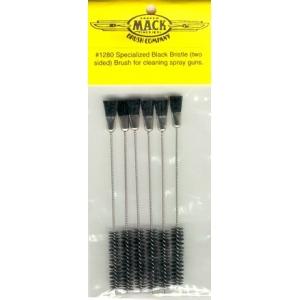 Mack Spray Gun Cleaning Brushes Series 1280: Set of 6
