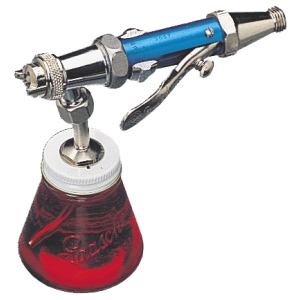 Paasche AUTF Spray Gun: Size #3, 0.046mm