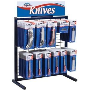 Alvin® Knife Assortment Display 2; Type: Knife; (model KN200D), price per each