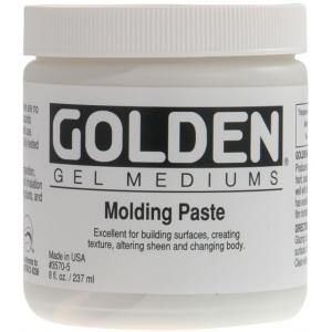 Golden® Traditional Molding Paste 8 oz.; Size: 236 ml, 8 oz; Type: Texture; (model 0003570-5), price per each