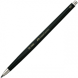 Faber-Castell TK 9400 Clutch Pencil: 4H