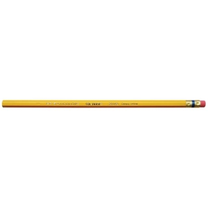 Col-Erase® Erasable Color Pencil Canary Yellow: Yellow, (model SN20063), price per dozen (12-pack)