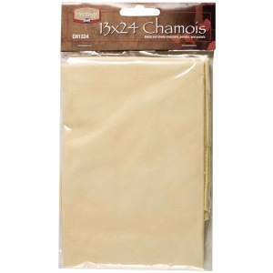 "Heritage Arts™ Chamois 13"" x 24""; Size: 13"" x 24""; Type: Chamois; (model CH1324), price per each"