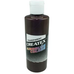 Createx™ Airbrush Paint 4oz Dark Brown; Color: Brown; Format: Bottle; Size: 4 oz; Type: Airbrush; (model 5128-04), price per each