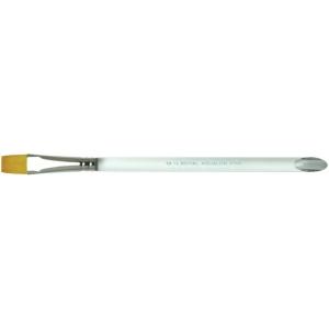 Royal & Langnickel® Aqualon Taklon Watercolor and Acrylic Brush Glaze Wash 3/4; Grade: Best; Length: Short Handle; Material: Taklon; Shape: Glaze; Type: Acrylic, Watercolor; (model R2700-3/4), price per each