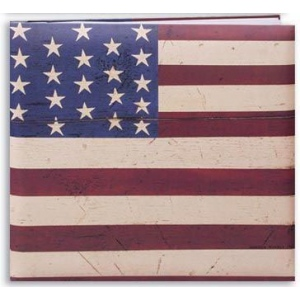 "Pioneer® 12 x 12 Scrapbook Warren Kimble Flag: Multi, Paper, 10 Page Protectors, 12"" x 12"", (model MBWK10), price per each"