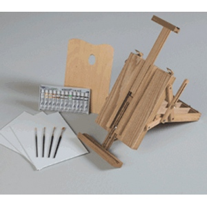 Raphael Studio Watercolor Painting Kit: Model # 63-AB40023