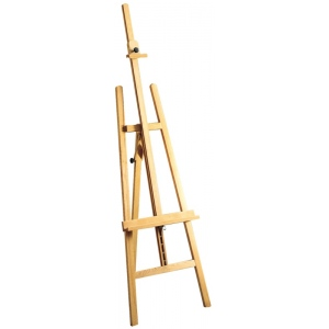 Winsor & Newton™ Mersey A-Frame Studio Easel; Material: Wood; Type: Artist; (model 7006128), price per each
