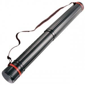 "Alvin® ; Color: Black/Gray; Length Range: 30"" - 45""; Material: Plastic; Size: 4 1/4""; (model BTR4), price per each"