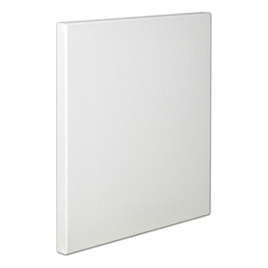 "Fredrix® Artist Series Red Label 8"" x 16"" Stretched Canvas; Color: White/Ivory; Format: Sheet; Size: 8"" x 16""; Stretcher Strips: 11/16"" x 1 9/16""; Type: Stretched; (model T5013), price per each"