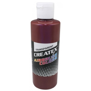 Createx™ Airbrush Paint 4oz Light Brown; Color: Brown; Format: Bottle; Size: 4 oz; Type: Airbrush; (model 5127-04), price per each