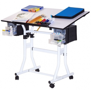 Martin Creation Station Deluxe Hobby Table: Model # U-DS90W