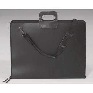 "Martin Pro-2 Artist Portfolio 23.5"" x 31.5"" x 3"": Black, Model # 66-PRO20053"