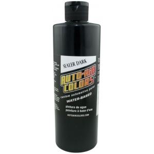 Auto-Air Colors™ Sealer Dark 16oz; Color: Black/Gray; Format: Bottle; Size: 16 oz; Type: Airbrush; (model 4002-16), price per each